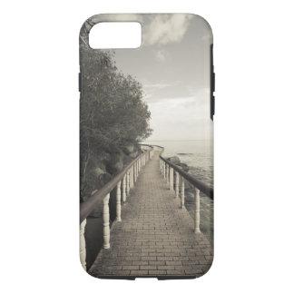 Seychelles, Praslin Island, Anse Bois de Rose, iPhone 8/7 Case