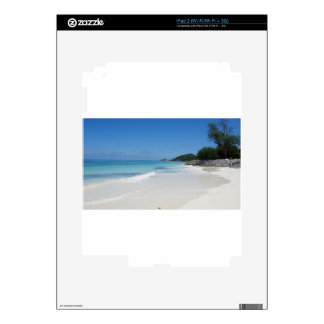 Seychelles que sorprenden calcomanía para iPad 2