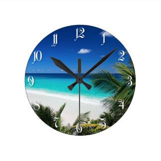 Seychelles Reloj Redondo Mediano