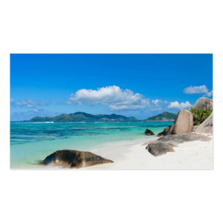 Seychelles Tarjetas De Visita