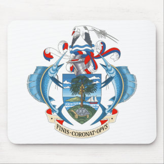 SeychellesCoat of Arms Mouse Pad