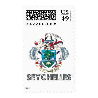 Seychellois Emblem Stamps