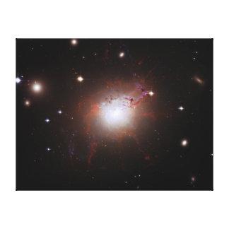 Seyfert Galaxy NGC 1275 Perseus A Caldwell 24 Canvas Print