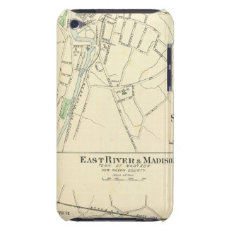 Seymour, E River, Madison iPod Touch Covers