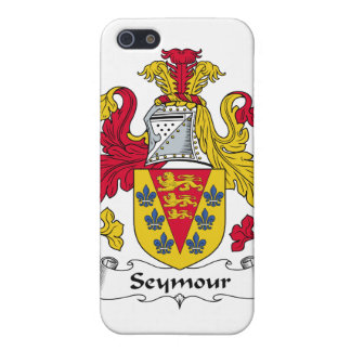 Seymour Family Crest Covers For iPhone 5