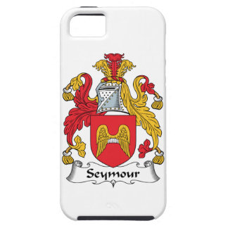 Seymour Family Crest iPhone 5/5S Cover
