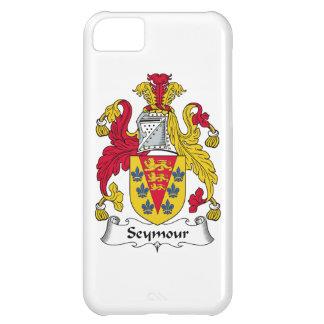 Seymour Family Crest iPhone 5C Case