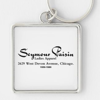 Seymour Paisin Ladies Apparel, Chicago, IL Keychain