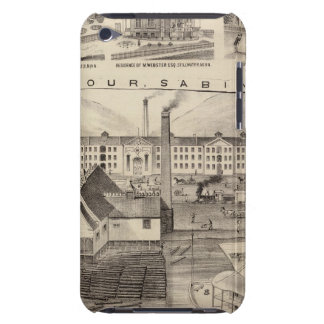 Seymour, Sabinand County, Minnesota iPod Touch Case