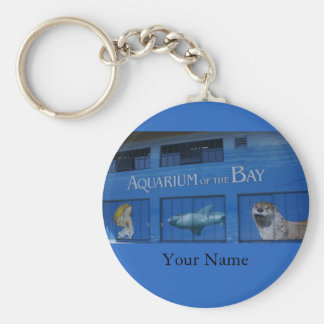 SF Aquarium of the Bay Keychain