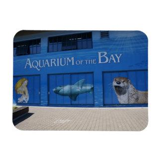 SF Aquarium of the Bay Magnet