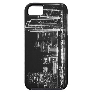 SF at night iphone 5 case