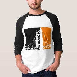 SF Bay 3/4 Sleeve Raglan B T-Shirt
