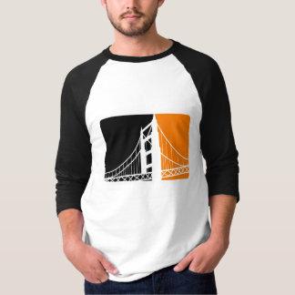SF Bay 3/4 Sleeve Raglan T-Shirt