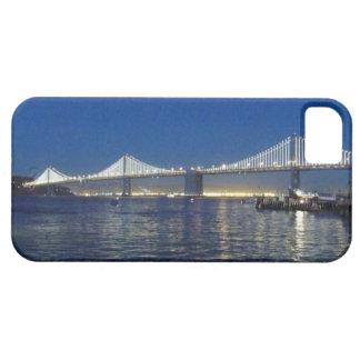 SF Bay Bridge Illuminated iPhone SE/5/5s Case