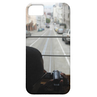 SF cable car street view iPhone SE/5/5s Case