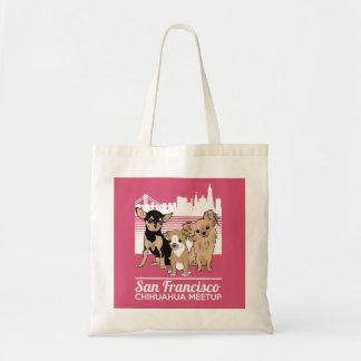 SF Chihuahua Meetup Tote Bag