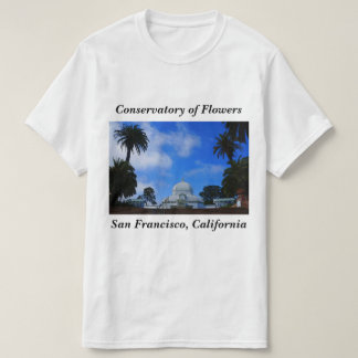 SF Conservatory of Flowers #2 T-shirt