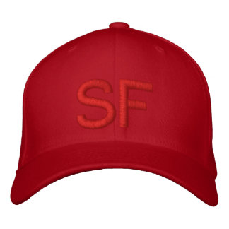 SF EMBROIDERED HATS
