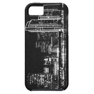 SF en el caso del iphone 5 de la noche iPhone 5 Carcasas