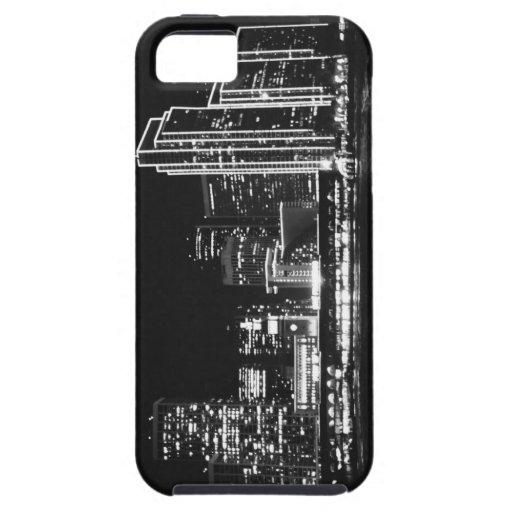 SF en el caso del iphone 5 de la noche Funda Para iPhone SE/5/5s