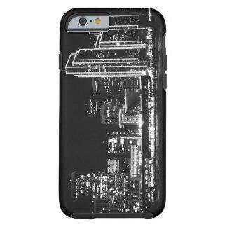 SF en el caso del iPhone 6 de la noche Funda De iPhone 6 Tough