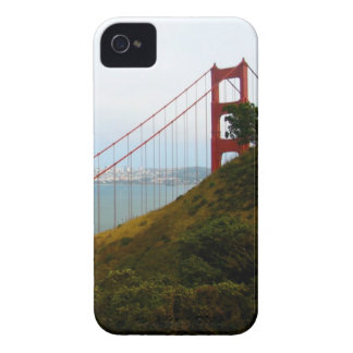 SF Golden Gate Bridge iPhone 4 Case