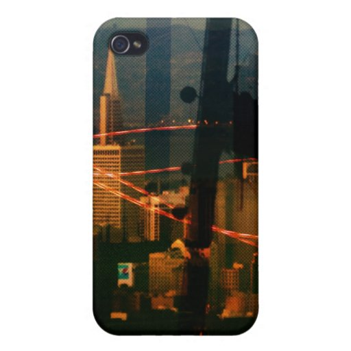 Sf Invasion Panoramaxx iPhone 4 Covers