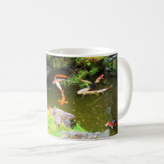 SF Japanese Tea Garden Koi Pond #3 Mug