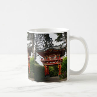 SF Japanese Tea Garden Temple Gate #2 Mug