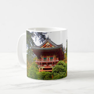SF Japanese Tea Garden Temple Gate #3 Mug