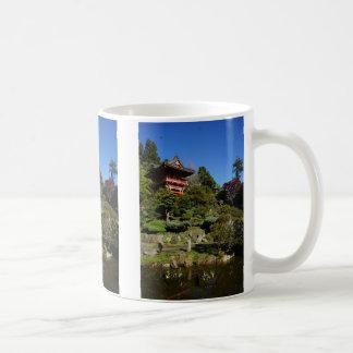 SF Japanese Tea Garden Temple Gate Mug