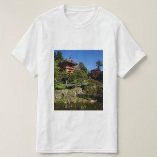 SF Japanese Tea Garden Temple Gate T-shirt