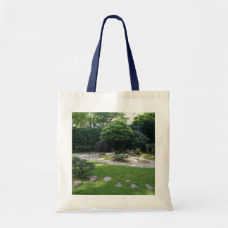 SF Japanese Tea Garden Zen Garden #2 Tote Bag