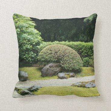 everydaylifesf SF Japanese Tea Garden Zen Garden Pillow