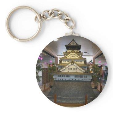 everydaylifesf SF Japantown Osaka Castle Replica Keychain