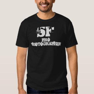 SF PRO PHOTOGRAPHER T-Shirt