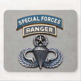 SF Ranger Master Airborne Mouse Pad