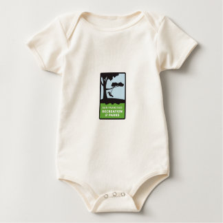 SF RPD Logo  for Baby Baby Bodysuit