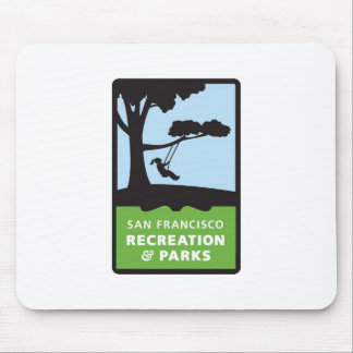 SF RPD Logo Mouse Pad