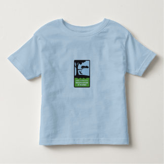 SF RPD Logo Tee for Toddlers in Blue