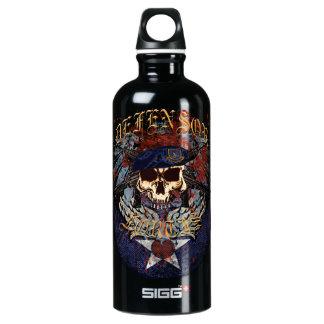 SF Skull II Roundel Water Bottle