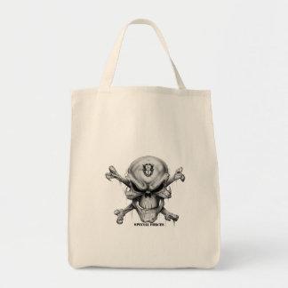 SF Skull Tote Bag