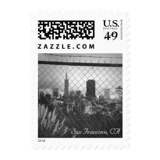 SF Skyline Postage