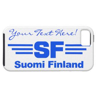 SF Suomi Finland custom iPhone 5 Case-Mate iPhone SE/5/5s Case