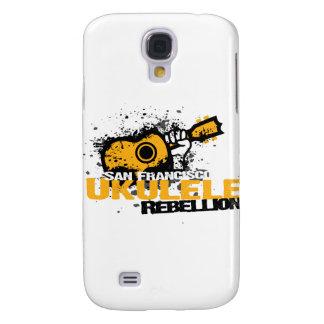 sf Ukulele Logo Galaxy S4 Cases