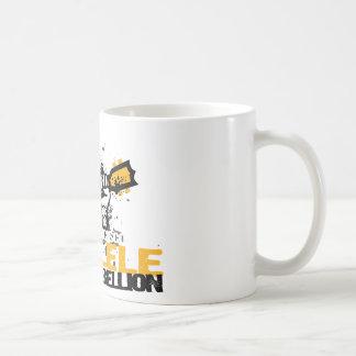 sf Ukulele Logo Coffee Mug