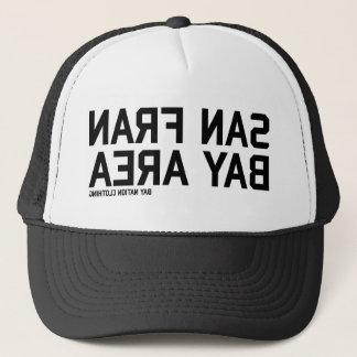 SFBA Black Trucker Hat