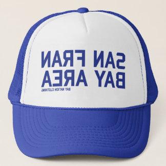 SFBA Blue Trucker Hat