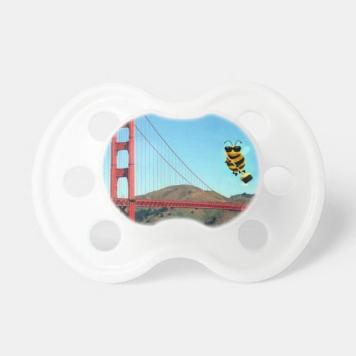sfbeeclean baby pacifiers